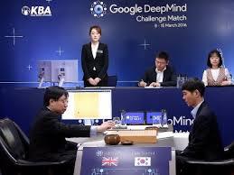 Google's AlphaGo AI